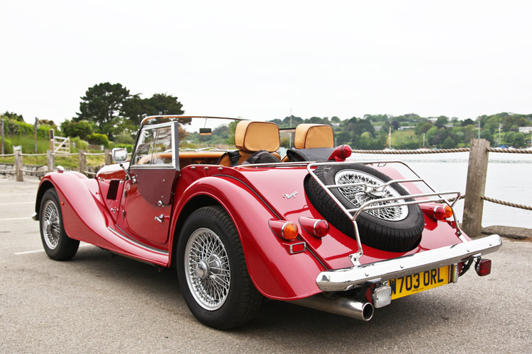 2 Seater Morgan