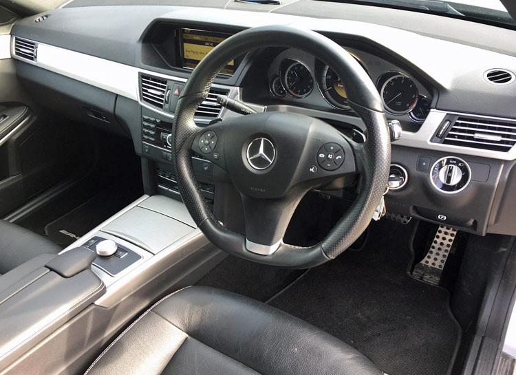 Mercedes E350 Estate Sport for sale 5