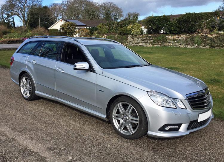 Mercedes E350 Estate Sport for sale 3
