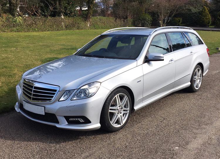 Mercedes E350 Estate Sport for sale 1