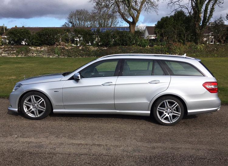 Mercedes E350 Estate Sport for sale 4