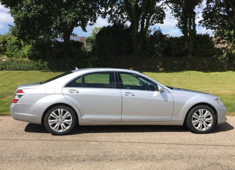 Mercedes S320 LWB CDi for Sale 3