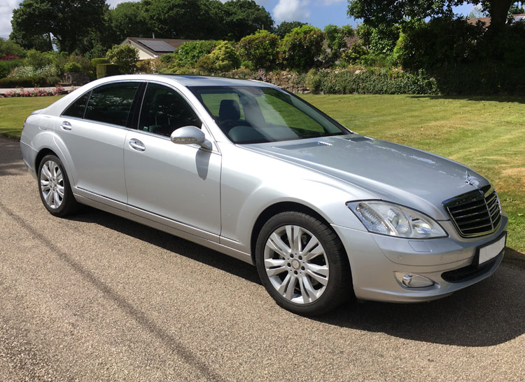 Mercedes S320 LWB CDi for Sale 8