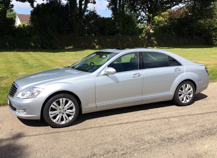 Mercedes S320 LWB CDi for Sale 11