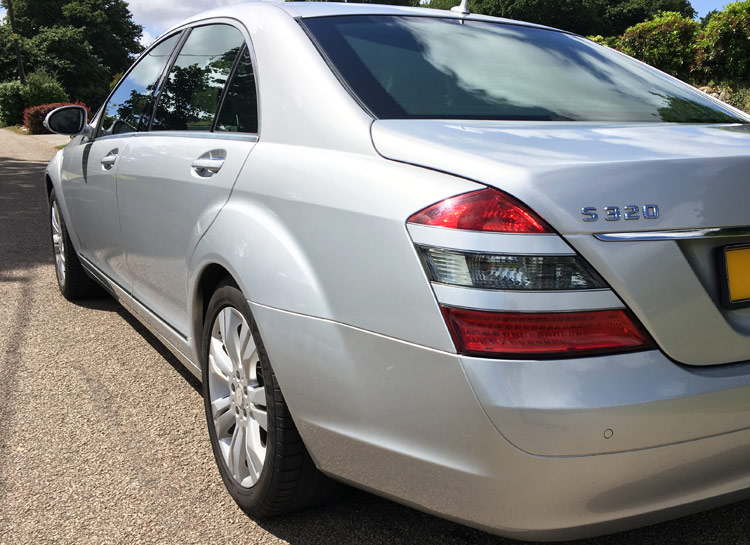 Mercedes S320 LWB CDi for Sale 4
