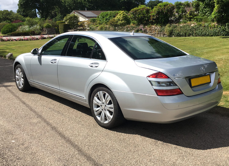 Mercedes S320 LWB CDi for Sale 9