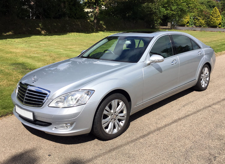 Mercedes S320 LWB CDi for Sale
