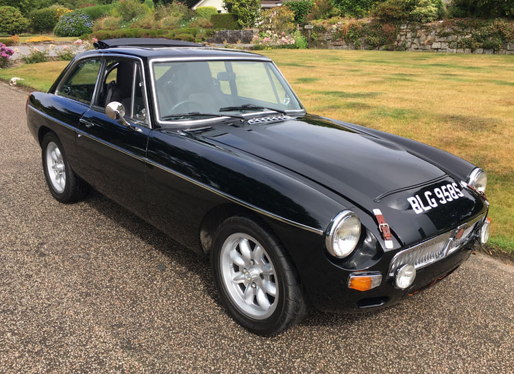 MGB GT 1978 For Sale 3