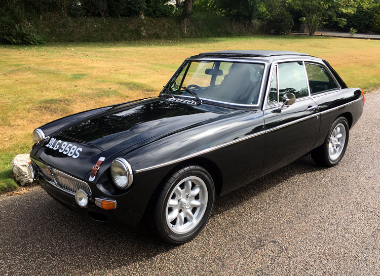 MGB GT 1978 For Sale 11