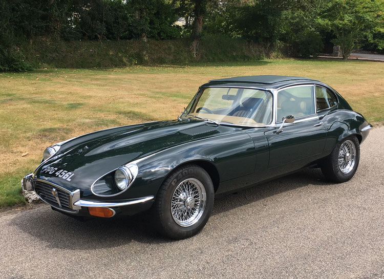 EType V12 For Sale 11