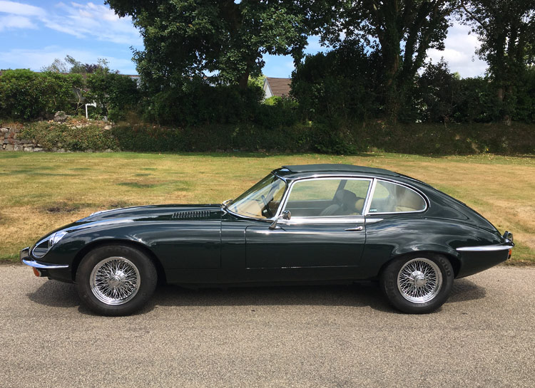 EType V12 For Sale 9