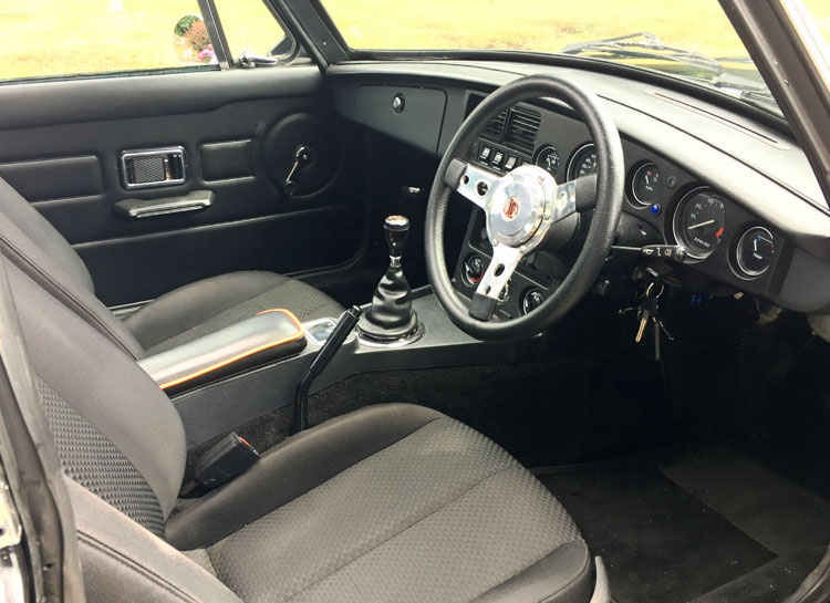 MGB GT 1978 For Sale 8