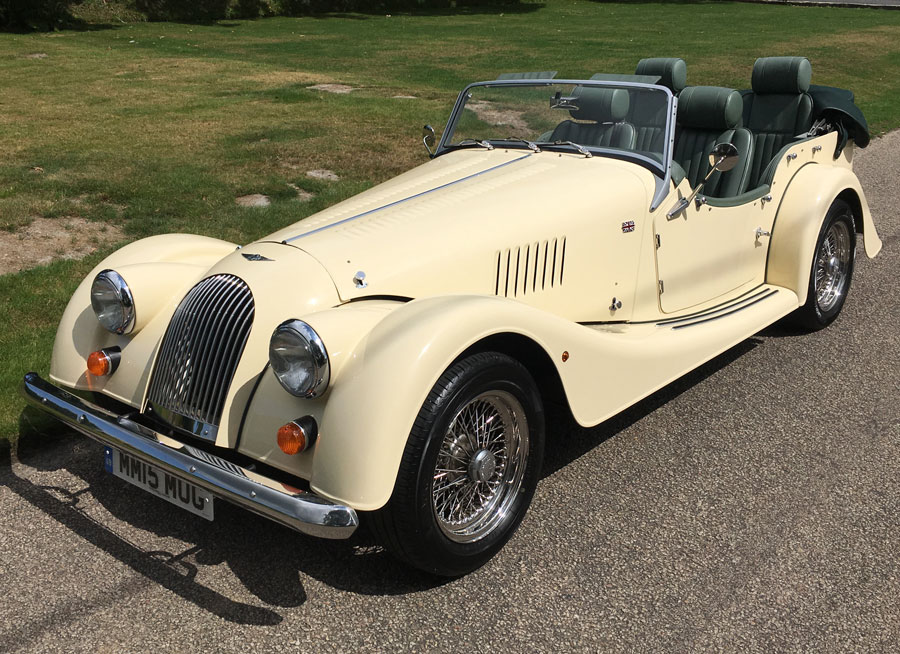 Morgan 4 Seater for Sale