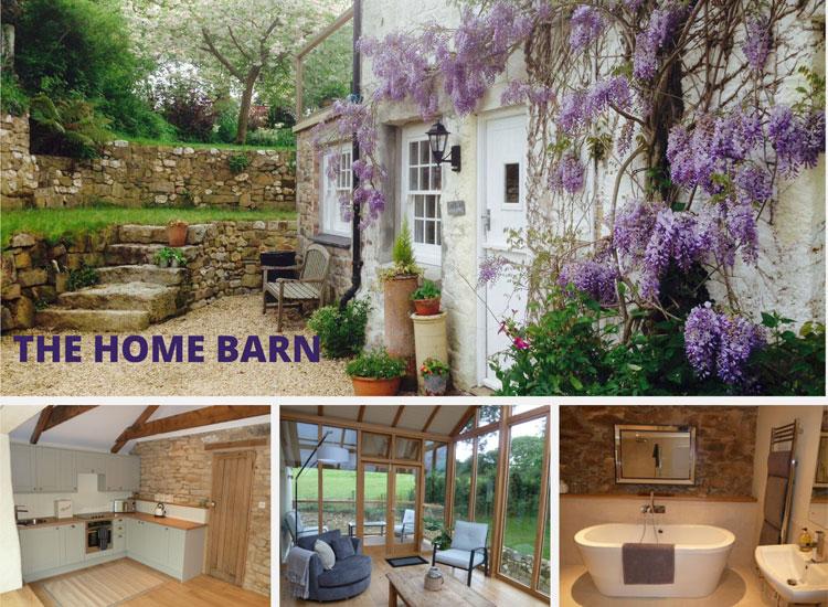 cornish barn holidays home barn