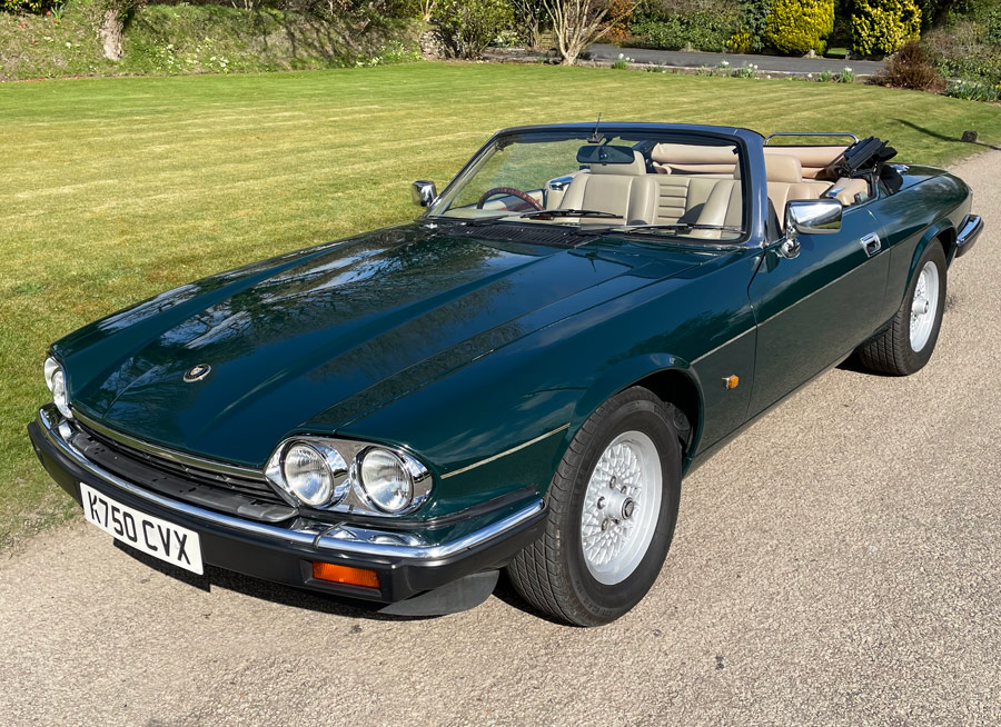 XJS Convertible for Sale