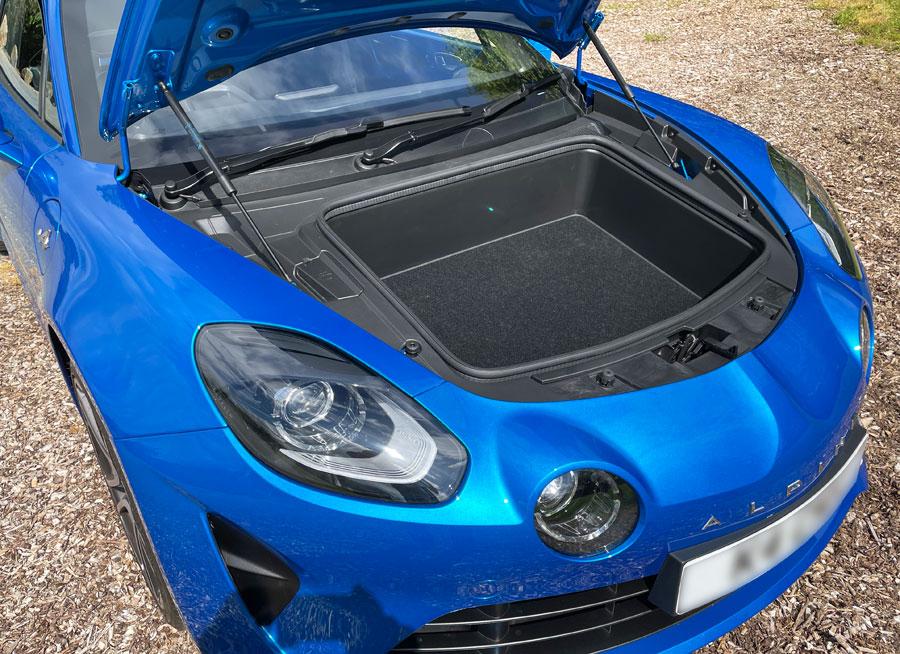 Alpine A110 for Sale - Perranwell Garage